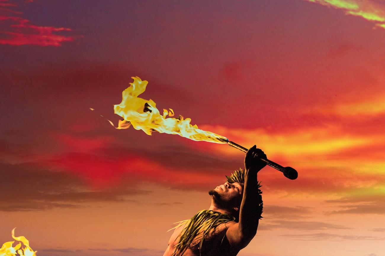 Sunset-Fire-Dancer-bigkahunaluau